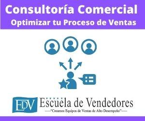 Sesiones de Consultoría Comercial