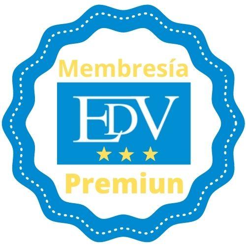 Membresia EDV Premiun