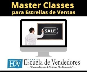 Master Classes para Estrellas de Ventas
