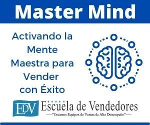 Sesiones de Master Mind para Vender con Éxito